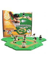 Gametime Set Pittsburgh Pirates Building Block Set