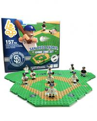 Gametime Set San Diego Padres Building Block Set