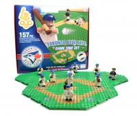 Gametime Set Toronto Blue Jays 157 Building Block Set