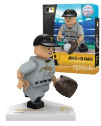 #27 Jung-Ho Kang Pittsburgh Pirates