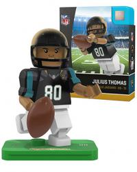 #80 Julius Thomas Jacksonville Jaguars Home Version