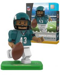 #43 Darren Sproles Philadelphia Eagles Home Version