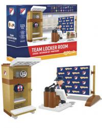 MLS Locker Room Set All 20 MLS Clubs Building Block Set