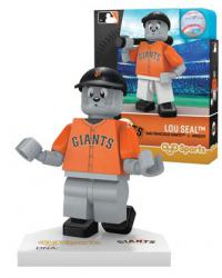 #1 Lou Seal™ San Francisco Giants Mascot