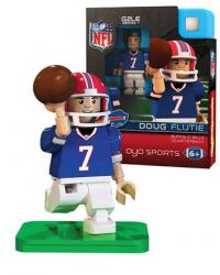 #7 Doug Flutie Buffalo Bills Quarterback