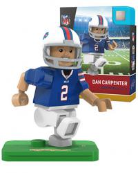 #2 Dan Carpenter Buffalo Bills Home Version
