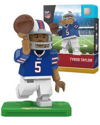 #5 Tyrod Taylor Buffalo Bills Home Version