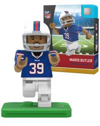 #39 Mario Butler Buffalo Bills Home Version