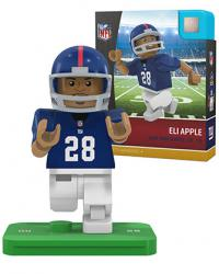 #28 Eli Apple New York Giants Home Version