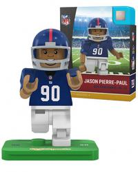#90 Jason Pierre-Paul New York Giants Home Version