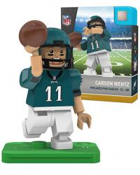 #11 Carson Wentz Philadelphia Eagles Home Version