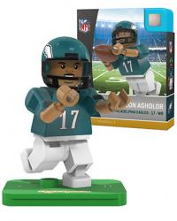 #17 Nelson Agholor Philadelphia Eagles Home Version