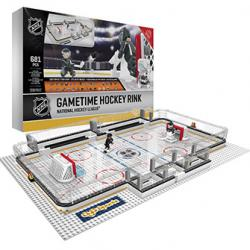 Gametime Rink National Hockey League Building Block Set