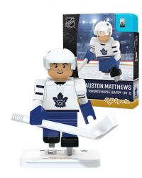 #34 Auston Matthews Toronto Maple Leafs Away Version