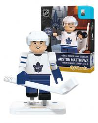 #34 Auston Matthews Toronto Maple Leafs 4 Goal Rookie Edition