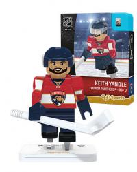 #93 Keith Yandle Florida Panthers Home Version