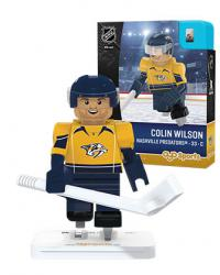 #33 Colin Wilson Nashville Predators Home Version