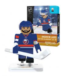 #16 Andrew Ladd New York Islanders Home Version