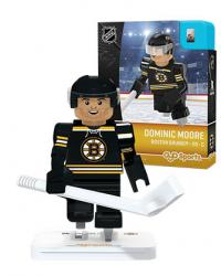 #28 Dominic Moore Boston Bruins Home Version