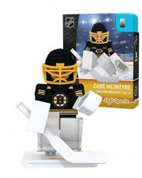 #31 Zane McIntyre Boston Bruins Home Version