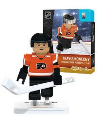 #11 Travis Konecny Philadelphia Flyers Home Version
