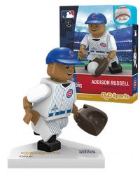 #27 Addison Russell Chicago Cubs 2016 World Series Champions