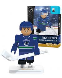 #51 Troy Stecher Vancouver Canucks Home Version