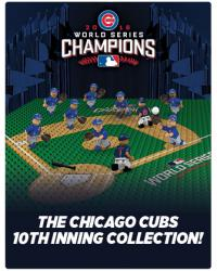 The Chicago Cubs 10th Inning Collection World Series Champions