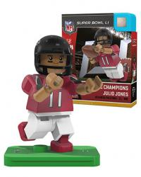 #11 Julio Jones NFC Champions Version Atlanta Falcons