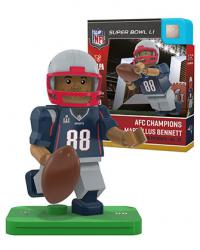 #88 Martellus Bennett AFC Champions Version New England Patriot