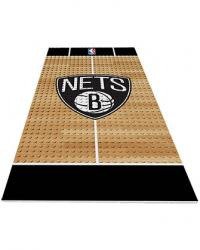 Official Team Display Plate Brooklyn Nets