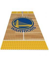 Official Team Display Plate Golden State Warriors