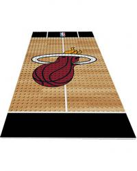 Official Team Display Plate Miami Heat