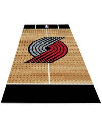 Official Team Display Plate Portland Trail Blazers