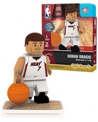 #7 Goran Dragic Miami Heat Home Version