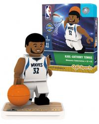 #32 Karl-Anthony Towns Minnesota Timberwolves Home Version