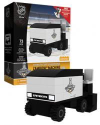 Stanley Cup Champions Zamboni® Machine Pittsburgh Penguins 73pc B
