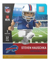 #4 Steven Hauschka Buffalo Bills Home Version