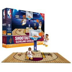 Official Team Shootout Set Cleveland Cavaliers
